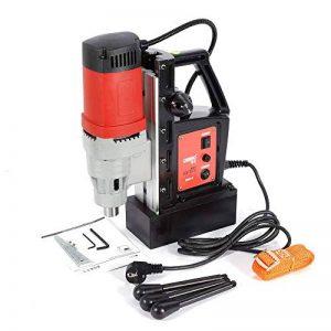 220V 1400W Magnétique Perceuse Carotteuse 320 RPM Forage Max.13000N de la marque Prit2016 image 0 produit