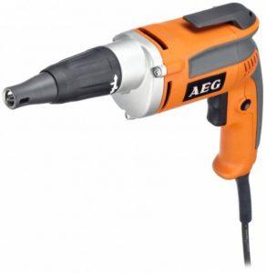 AEG 4002395197637 Visseuse Plaque de Plâtre, 720 W, Multicolore de la marque AEG image 0 produit
