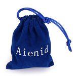 Aienid Argent Sterling Anneau pour Femme Trois Côte À Côte Anneau de la marque Aienid image 1 produit