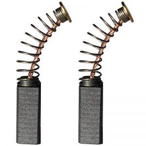 Balais de charbon moteur charbons charbons Bosch Perceuse CSB 500 RE/CSB 500 Ret/CSB 500 SRE de la marque Hobbypower24 image 0 produit