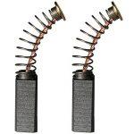 Balais de charbon moteur charbons charbons Bosch Perceuse CSB650/csb650rle/csb680.2e/csb700–2rlt/csb700.2e/csb700. 2rle/csb750/csb750–2E/csb800/csb800–2E/csb800–2RE de la marque Hobbypower24 image 2 produit
