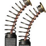 Balais de charbon pour Bosch 5x 8x 15Impact Drill GSB 450RE/GSB 550–2/GSB 2000/PSB 13R/PSB 380/PSB 380RE de la marque Armatron image 1 produit