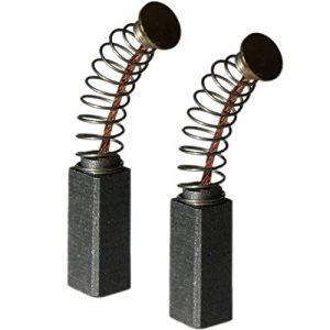Balais de charbon pour perceuse Bosch PSB 450 RE / PSB 500 R / PSB 550 de la marque Hobbypower24 image 0 produit