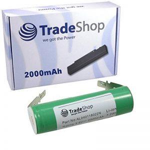 Batterie li-ion 3,6 v/2000mAh iSO pour bosch iXO sécateur xEO pTK pKP pTK gluePen pSR select de la marque Trade-Shop image 0 produit