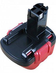 Batterie pour BOSCH PSR 12VE-2, 12.0V, 3000mAh, Ni-MH de la marque AboutBatteries image 0 produit