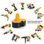 Batteriol 18V 3.0Ah Batterie de Remplacement pour Dewalt DE9098 DE9095 DC9096 DE9096 DC9099 DW9095 DE9039 DE9095 DW9096 DW9098 de la marque Batteriol image 4 produit