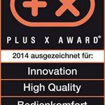 BLACK+DECKER ASD184KB-QW Perceuse visseuse Autosense sans fil - 18V - 1,5 Ah - Lithium-ion - 28 Nm - 0-800 trs/min - 2 batteries - Chargeur inclus - Livrée en coffret - Mandrin autoserrant 10 mm de la marque Black & Decker image 2 produit