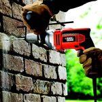Black + Decker KR705K Perceuse a percussion électronique 750 W de la marque Black & Decker image 1 produit