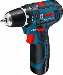 Bosch 0 601 868 107 Perceuse Visseuse sans fil 10.8 V de la marque Bosch Professional image 0 produit