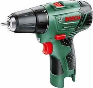 Bosch 0603972A04 EasyDrill Perceuse-visseuse sans fil 12-2 outil seul technologie Syneon sans batterie de la marque Bosch image 0 produit
