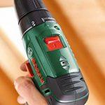 Bosch 0603972A04 EasyDrill Perceuse-visseuse sans fil 12-2 outil seul technologie Syneon sans batterie de la marque Bosch image 1 produit