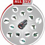 Bosch 0603972A04 EasyDrill Perceuse-visseuse sans fil 12-2 outil seul technologie Syneon sans batterie de la marque Bosch image 4 produit