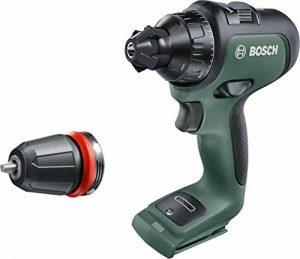 Bosch 06039B5004 Perceuse-Visseuse Sans Fil AdvancedDrill 18 (sans Batterie, Système 18V,dans une Boîte en Carton) de la marque Bosch image 0 produit