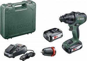 Bosch 06039B5101 perceuse-visseuse à percussion sans fil AdvancedImpact 18 (2 batteries, système 18V, dans un coffret) de la marque Bosch image 0 produit