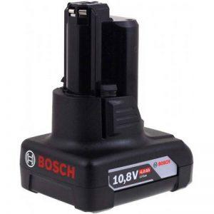 Bosch Batterie pour perceuse sans Fil GSR 10,8 V-Li Original, 12V, Li-ION [ Batterie Outil électroportatif ] de la marque Bosch image 0 produit