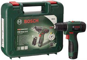 Bosch-Bricolage 06039A2104-Li-2 Psr Easy (10,8 V) (2 Bat.) Visseuse avec batterie au lithium de la marque Bosch image 0 produit