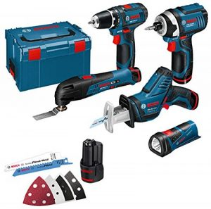 Bosch–Kit d'outils 10,8V-LI (5pcs) de la marque Bosch Professional image 0 produit