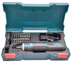 Bosch Kit visseuse sans fil Go 3.6V 33 embouts, adaptateur et câble de recharge USB de la marque indiadeals24x7 image 0 produit
