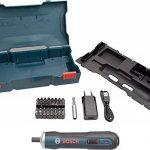 Bosch Kit visseuse sans fil Go 3.6V 33 embouts, adaptateur et câble de recharge USB de la marque indiadeals24x7 image 3 produit