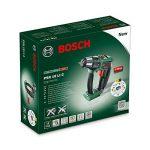 """Bosch Perceuse-visseuse """"Expert"""" sans fil PSR 18 LI-2 Ergonomic outil seul sans batterie, technologie Syneon 06039B0102 de la marque Bosch image 1 produit"""