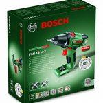 """Bosch Perceuse-visseuse """"Expert"""" sans fil PSR 18 LI-2 outil seul sans batterie, technologie Syneon 0603973302 de la marque Bosch image 2 produit"""