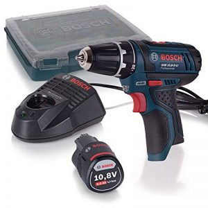Bosch Perceuse-visseuse sans fil GSR 10,8-2-Li, 1x 2,0Ah Batterie, Chargeur, Al 1115CV, dans i-Boxx 72 de la marque Bosch image 0 produit