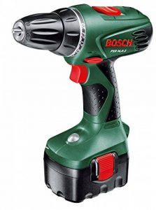 Bosch Perceuse-visseuse sans fil PSR 14,4-2 à 2 vitesses avec coffret, 1 batterie et chargeur rapide 1h 0603951G00 de la marque Bosch image 0 produit