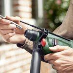 """Bosch Perforateur """"Universal"""" PBH 2100 RE avec coffret 06033A9300 de la marque Bosch image 1 produit"""