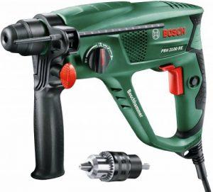 """Bosch Perforateur """"Universal"""" PBH 2100 SRE avec coffret, mandrin et butée de profondeur 06033A9301 de la marque Bosch image 0 produit"""