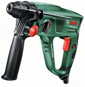 """Bosch Perforateur """"Universal"""" PBH 2500 SRE avec coffret, mandrin, set de 6 forets SDS-plus 0603344402 de la marque Bosch image 0 produit"""
