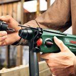 """Bosch Perforateur """"Universal"""" PBH 2500 SRE avec coffret, mandrin, set de 6 forets SDS-plus 0603344402 de la marque Bosch image 2 produit"""