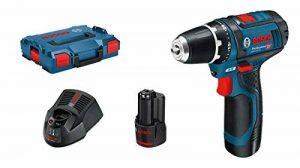 Bosch Professional 0 601 868 109 Perceuse Visseuse sans fil 12 V de la marque Bosch Professional image 0 produit