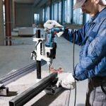 Bosch Professional 060117B500 GSB 19-2 RE Perceuse à percussion, 850 W Coffret, Bleu de la marque Bosch Professional image 4 produit
