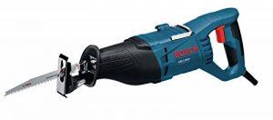 Bosch Professional 060164C800 GSA 1100 E Scie sabre, 1100 W Coffret, Bleu de la marque Bosch Professional image 0 produit
