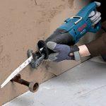Bosch Professional 060164C800 GSA 1100 E Scie sabre, 1100 W Coffret, Bleu de la marque Bosch Professional image 2 produit