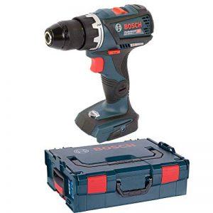 Bosch Professional 06019G1103GSR 18V-60C (bare, L-BOXX) [prête à l'emploi] [Click & Go], bleu de la marque Bosch image 0 produit