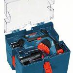Bosch Professional 06019A2101 GSR Mx2Drive Visseuse Batterie 3,6 V Bleu de la marque Bosch Professional image 1 produit
