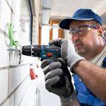 Bosch Professional 06019B690E Perceuses-visseuses à percussion sans-fil GSB 12V-15 Solo Click&Go L-BOXX, Bleu de la marque Bosch Professional image 4 produit