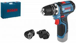 Bosch Professional 06019F6007 Perceuse-visseuse sans fil GSR 12 V-15 FC FlexiClick de la marque Bosch Professional image 0 produit