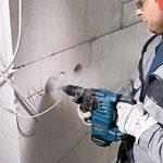 Bosch Professional 061124A000 GBH 3-28 DFR Perforateur, 800 W Coffret, Bleu de la marque Bosch Professional image 1 produit