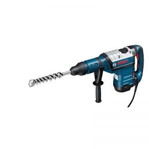 Bosch Professional 0611265000 GBH 8-45 DV Perforateur SDS-max, 1500 W, Bleu de la marque Bosch Professional image 0 produit