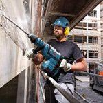 Bosch Professional 0611265000 GBH 8-45 DV Perforateur SDS-max, 1500 W, Bleu de la marque Bosch-Professional image 3 produit