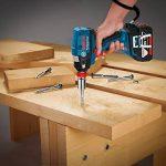 Bosch Professional Click&Go 06019B9103 Visseuse à chocs sans-fil GDX 18V-EC solo, L-Boxx de la marque Bosch Professional image 4 produit
