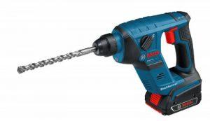 Bosch Professional GBH 18 V-LI Marteau perforateur sans fil GBH 18 V-LI (2 x 3,0 Ah batterie) + L-Boxx de la marque Bosch Professional image 0 produit