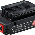 Bosch Professional GBH 18 V-LI Marteau perforateur sans fil GBH 18 V-LI (2 x 3,0 Ah batterie) + L-Boxx de la marque Bosch Professional image 1 produit