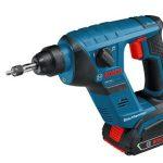 Bosch Professional GBH 18 V-LI Marteau perforateur sans fil GBH 18 V-LI (2 x 3,0 Ah batterie) + L-Boxx de la marque Bosch Professional image 2 produit