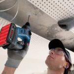 Bosch Professional GBH 18 V-LI Marteau perforateur sans fil GBH 18 V-LI (2 x 3,0 Ah batterie) + L-Boxx de la marque Bosch Professional image 4 produit