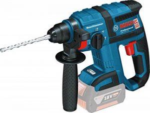 Bosch Professional - GBH18V-EC - Perforateur sans Fil (Outil Seul sans Batterie ni Chargeur) de la marque Bosch-Professional image 0 produit