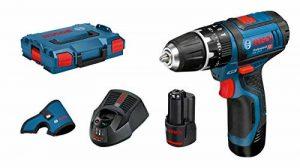 Bosch Professional GSB 12 V - 15 - Swing-LI sans fil Drill de la marque Bosch Professional image 0 produit