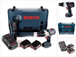 Bosch Professional GSB 18V-85C–Perceuse visseuse à percusion à batterie de la marque Bosch image 0 produit